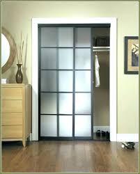 sliding bypass closet doors models interior decor minimalist door track and hardwa