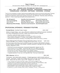Sample Resume With Accomplishments Section