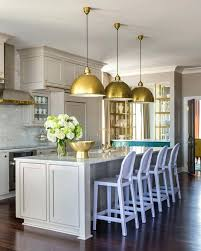 new hanging pendant lights kitchen thehappyhuntleys intended for attractive home how to hang pendant lights over a kitchen island prepare
