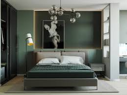 Green And Gray Interior Design 51 Green Bedrooms With Tips And Accessories To Help You