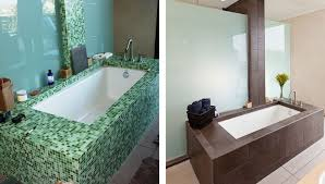 Small Picture before and after bathroom renovation enchating bathroom remodel