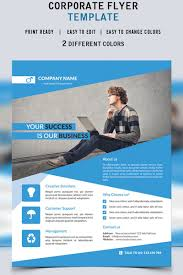 Your Success Business Flyer Corporate Identity Business