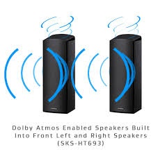 onkyo dolby atmos speakers. you can also purchase dolby atmos-enabled front speakers onkyo atmos a