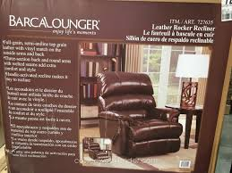 full size of chair barcalounger leather rocker recliner costco weekender l fabric recliners on swivel