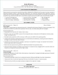 Retail Manager Resume Unique Retail Store Job Description For Resume