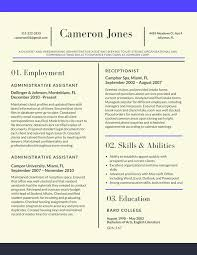 Resume Format For Experienced Professionals 2017