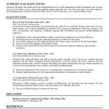 Professional Summary Resume | All About Letter Examples
