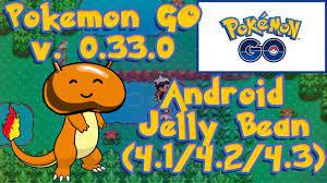 Pokemon GO pour Android Jelly Bean ( 4.1 / 4.2 / 4.3 ) version 0.33.0 ! -  YouTube