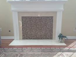 the fireplace fashion cover will pay for itself in energy savings in