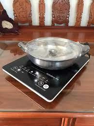 Bếp từ đơn cảm ứng cao cấp HITACHI ICE-7998 ( tặng nồi ) - BẮC TRUNG NAM