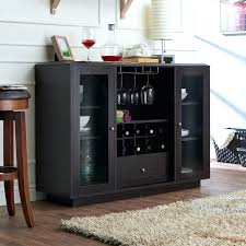 buffet server furniture. Mini Fridge With Wine Rack Furniture Refrigerator Sideboards Server Sideboard Bar Buffet