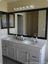 bathroom mirror frame. Fresh Bathroom Decor: Various Wonderful 30 Best Mirror Makeovers Images On Pinterest Custom Frame