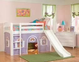 diy kids loft bed slide