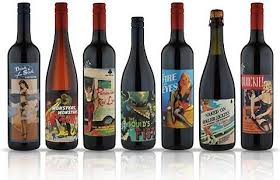 Cool Wine Labels Wine By Some Young Punks Wine Bottle Design Wine Wine