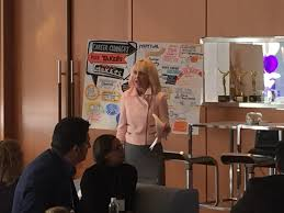 i recently joined the roundtable for a pecha kucha sch on why a caring and connected workplace makes a difference for all employees