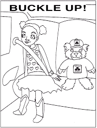 Small Picture Health And Safety Coloring Pages for childrens printable for free