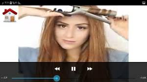 Android Için تسريحات شعر بنات صبايا بالفيديو Apkyı Indir