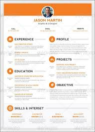 Artistic Resume Template 30 Amazing Resume Psd Template Showcase  Streetsmash Download