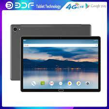 BDF 10.8 Inch Máy Tính Bảng Deca Core 2560 × 1600 Màn Hình Hiển Thị 4GB/64GB  13MP Sau 4G mạng LTE Gọi Điện Thoại WiFi Bluetooth Máy Tính Bảng Android / máy  tính bảng