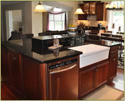 White Galaxy Granite Kitchen White Kitchen Cabinets With Black Galaxy Granite 16580420170417