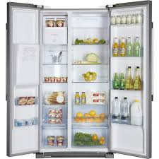 haier american fridge freezer. haier hrf-628if6 2-door a+ side by american fridge freezer with ice c