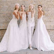 Rose Wedding Dress Designer These Are The Wedding Dress Trends Our Editors Love For Fall