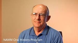 Bob Sowell   Oral Histories   NAMM.org