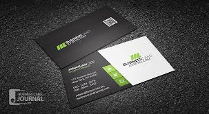 Free Clean Stylish Corporate Business Card Template