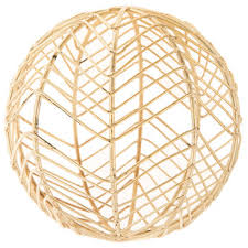 Decorative Balls Hobby Lobby Small Gold Wire Decorative Sphere Hobby Lobby 100 10