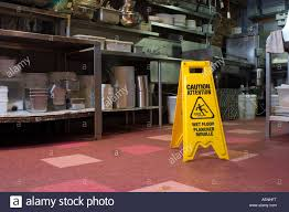 Wet Kitchen Floor Wet Floor Slipping Stock Photos Wet Floor Slipping Stock Images