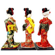 Búp Bê Geisha Nhật Bản - PADOGI