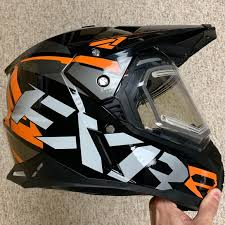 2018 Fxr Team Fx 1 Snowmobile Helmet Electric