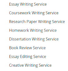 essay writing service exceptionally high quality assignments services