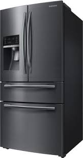 samsung black stainless steel. Samsung Black Stainless Steel Side View