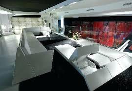 furniture futuristic. Modern Futuristic Furniture In Interior Design And Ideas From A Showroom