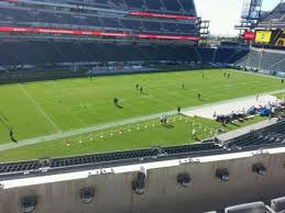 Lincoln Financial Field Section C17 Home Of Philadelphia