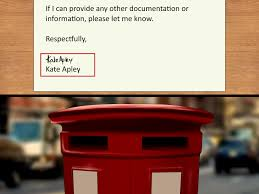 How To Write A Late Payment Letter 9 Steps With Pictures