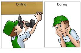 Difference Between Drilling Boring Reaming