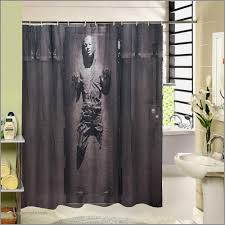 Turquoise and Brown Shower Curtains Beautiful Polyester Shower ...
