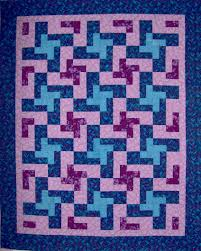 Tessellating Pinwheels, a free quilt pattern from Gayle Bong ... & Tessellating Pinwheels, a free quilt pattern from Gayle Bong | Quilt Ideas  | Pinterest | Quilt, Colors and Quilt patterns free Adamdwight.com
