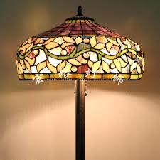 colored glass lighting. Full Size Of Shade Lamp Stained Glass Shades For Floor Lamps Bowl Torchiere Replacement Antique Long Colored Lighting