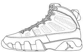 jordans shoes drawings. pin drawn sneakers jordan shoe #11 jordans shoes drawings r