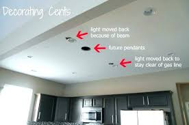 low profile recessed lighting installing can lights installing can lights in existing ceiling large size of