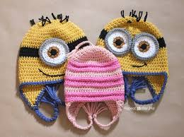 Minion Hat Crochet Pattern Adorable Crochet Edith Inspired Hat Pattern Repeat Crafter Me