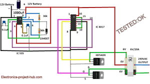 Inverter Output Wiring Diagram Solar Panel Inverter Circuit Diagram