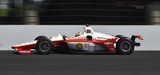 Chevrolet And Team Penske Lead The Way In Opening Indy 500