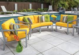 yellow outdoor furniture. Windward Design Group Yellow Outdoor Furniture E