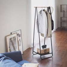 Coat Hanger Racks Tower Coat Rack By Yamazaki Designed In Japan MONOQI WARDROBES 79