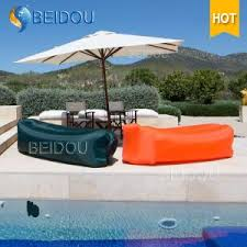 inflatable lounge furniture. Inflatable Chaise Lounge Air Sun Lounger Outdoor Chair Furniture R
