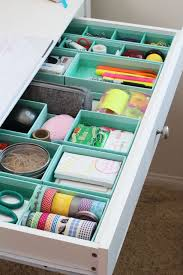 office drawer dividers. diy office organization ideas drawer dividers